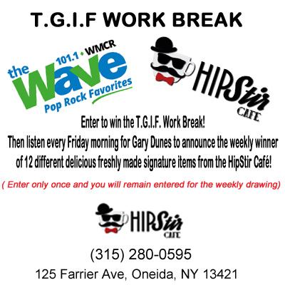 T.G.I.F Hipstir Cafe Work Break